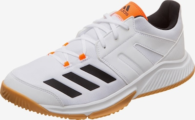 ADIDAS PERFORMANCE Handballschuh 'Essence' in orange / schwarz / weiß, Produktansicht