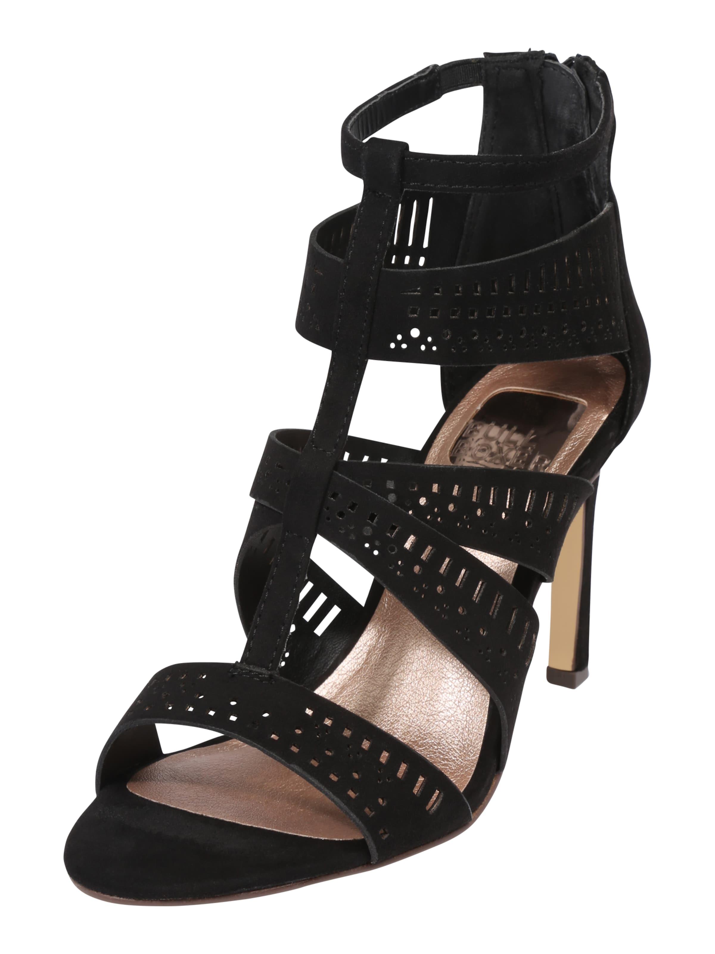 BULLBOXER High-Heel Riemchen-Sandalette Verschleißfeste billige Schuhe