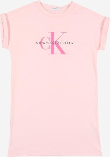 Calvin Klein Robe en rose ancienne / rose foncé / noir, Vue avec produit