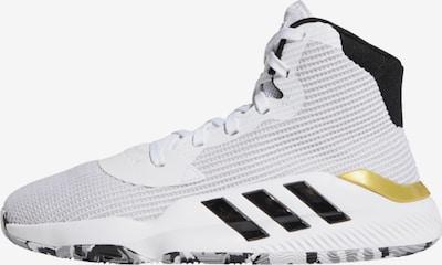 Pantofi sport 'Pro Bounce 2019' ADIDAS PERFORMANCE pe auriu / negru / alb, Vizualizare produs