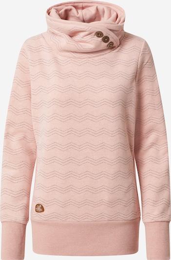 Ragwear Sweatshirt in pink, Produktansicht