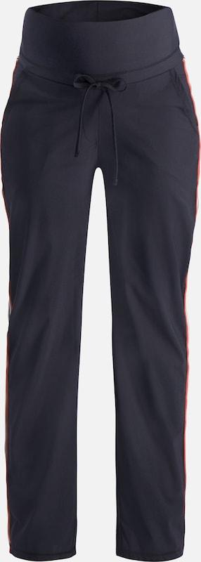 QUEEN MUM Hose in rot   schwarz   weiß  Neue Kleidung in dieser Saison