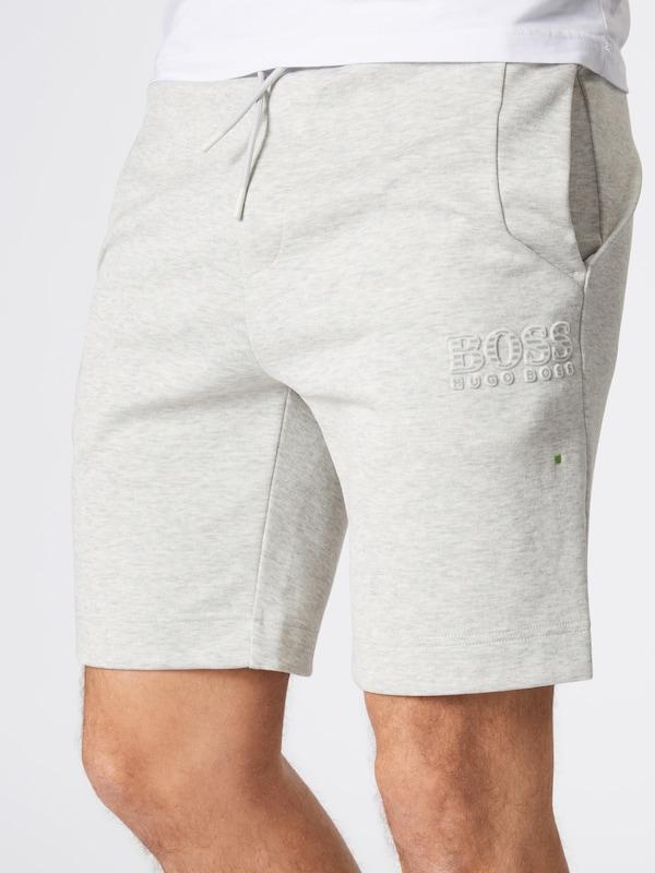 BOSS Shorts 'Headlo 10134333 01' in hellgrau    Großer Rabatt 670bdb
