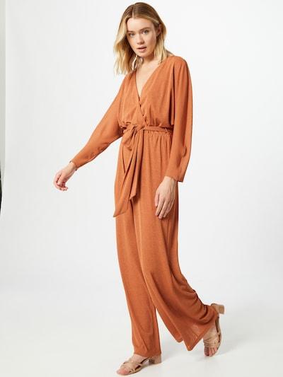 MINKPINK Jumpsuit 'Indiannah' in orange, Modelansicht