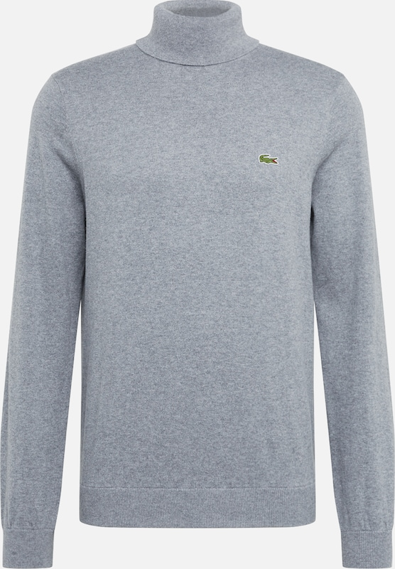 Lacoste LIVE Pullover 'TRICOT' in dunkelgrau, Produktansicht