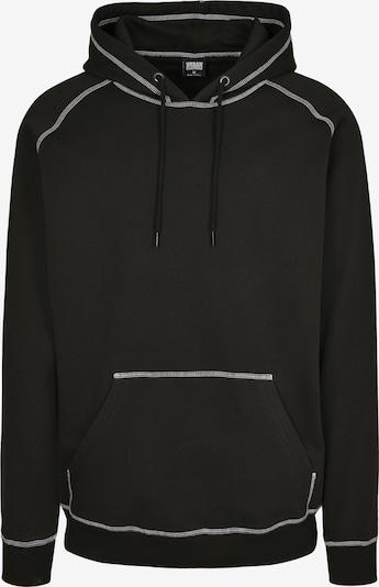 Urban Classics Sweatshirt in schwarz / weiß, Produktansicht