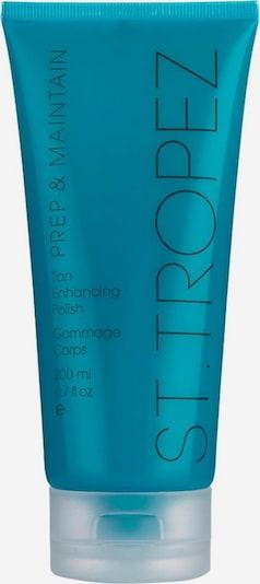 St.Tropez Körperpeeling 'Tan Enhancing' in himmelblau, Produktansicht