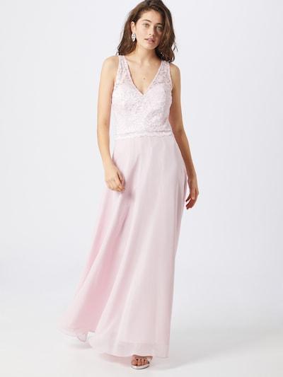 SWING Abendkleid in pastellpink, Modelansicht