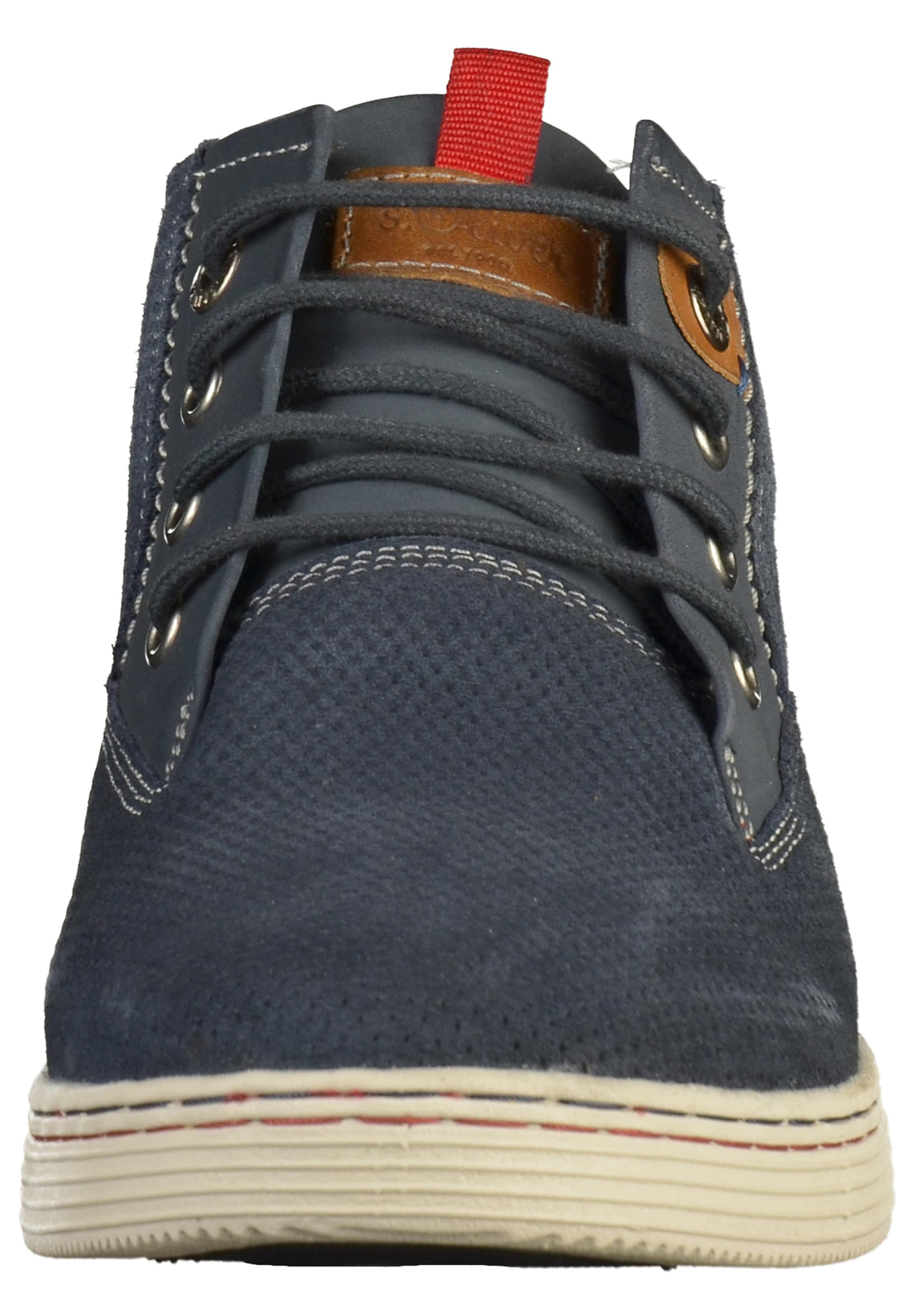 NavyBraun S Red Sneaker oliver Label In D2WEH9I