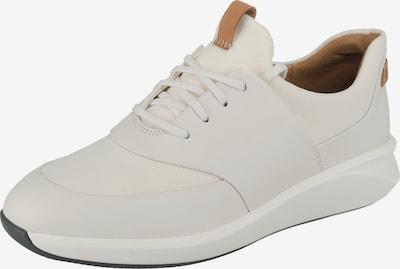 Sneaker bassa 'Un Rio Lace' CLARKS di colore offwhite, Visualizzazione prodotti
