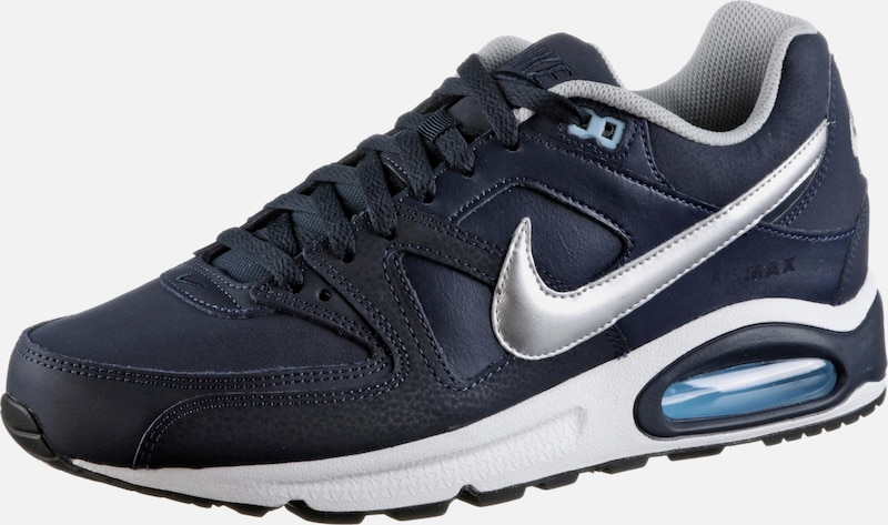 Nike Sportswear | Leather Sneaker 'Air Max Command'