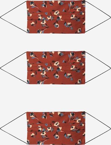 ONLY Näomask '3er Pack ONLCOMMUNITY', värv punane