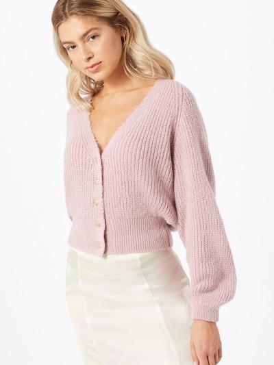 Fabienne Chapot Kardigan 'Starry' w kolorze różowy pudrowym, Podgląd na modelu(-ce)