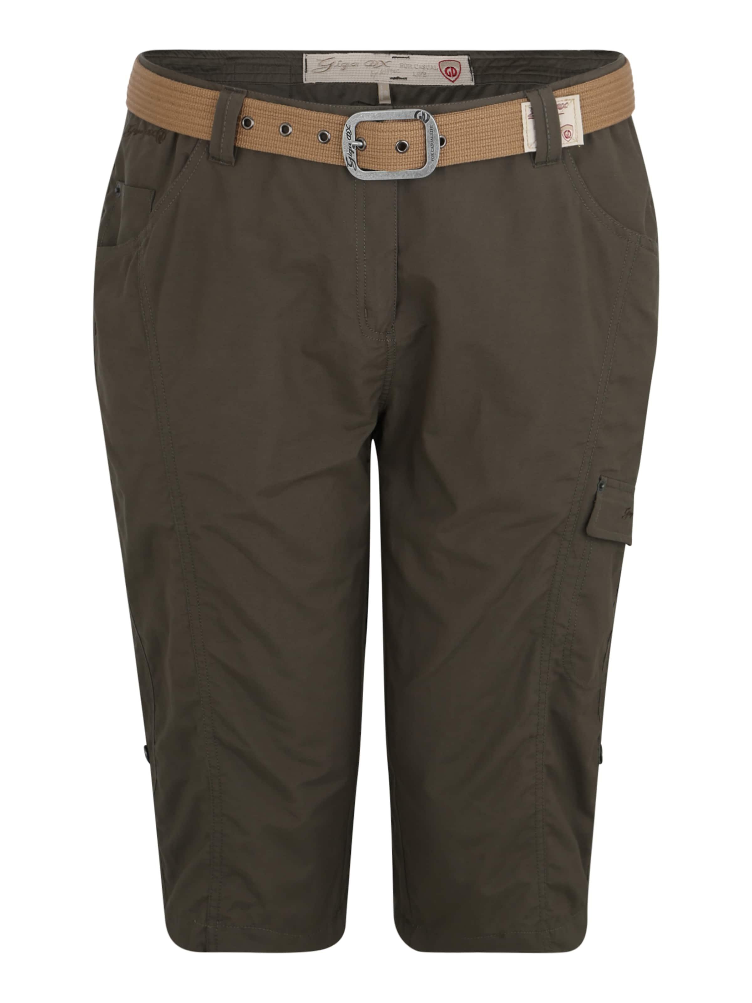 Pantalon g G aDx 'nelika' En Olive i jL34Aq5R