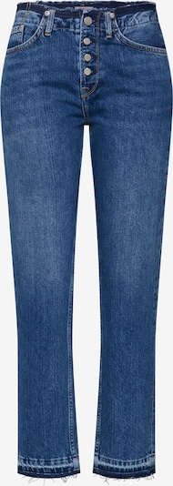 Pepe Jeans Jean 'MARY REVIVE' en bleu denim: Vue de face