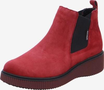 MEPHISTO Chelsea Boots in rot / schwarz, Produktansicht