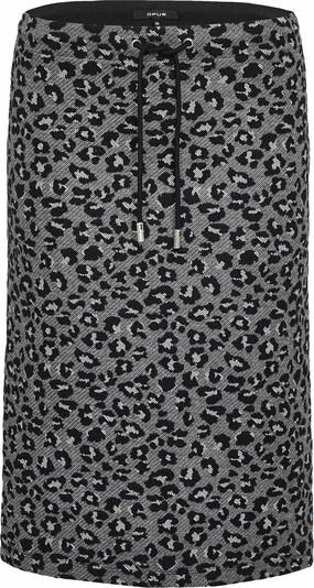 OPUS Rock in dunkelgrau / schwarz / weiß, Produktansicht