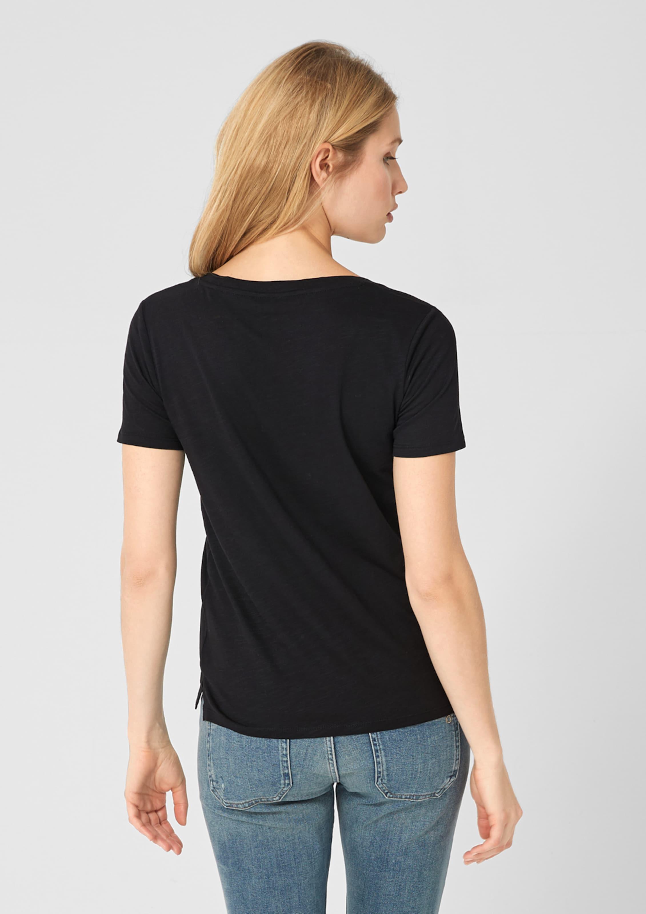 S S In Shirt In Schwarz S oliver Schwarz Shirt Shirt oliver oliver In D9IHW2E