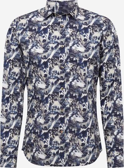 CINQUE Hemd 'Cispuky' in navy / weiß, Produktansicht