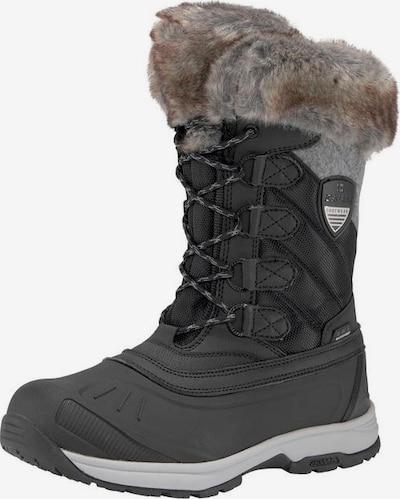ICEPEAK Winterstiefel 'Ansina MS' in grau / schwarz, Produktansicht