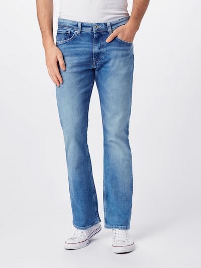 Pepe Jeans Teksapüksid 'ALFIE' sinine denim, Modellivaade