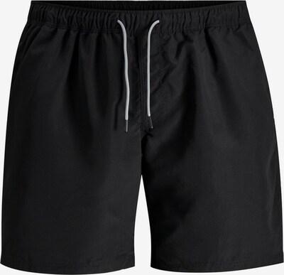 JACK & JONES Shorts de bain en noir, Vue avec produit