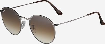 Ray-Ban Sluneční brýle 'Round' - hnědá, Produkt
