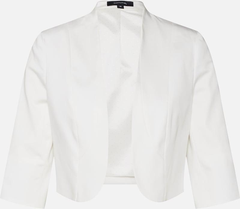 Comma Blazer En En Comma Blanc Blanc Blazer Comma UMpSqVGz