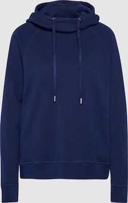 DRYKORN Sweatshirt 'ESMA' in Donkerblauw