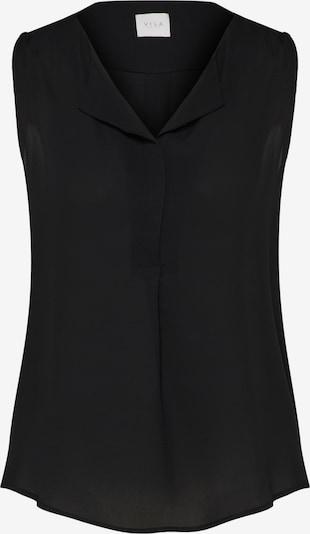 VILA Blusentop in schwarz, Produktansicht