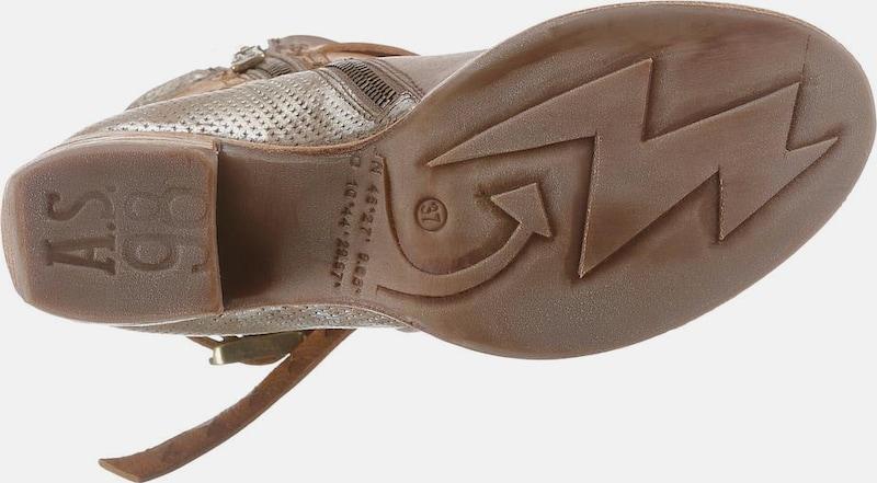 A.S.98 Cowboy Stiefelette 'Cruz'
