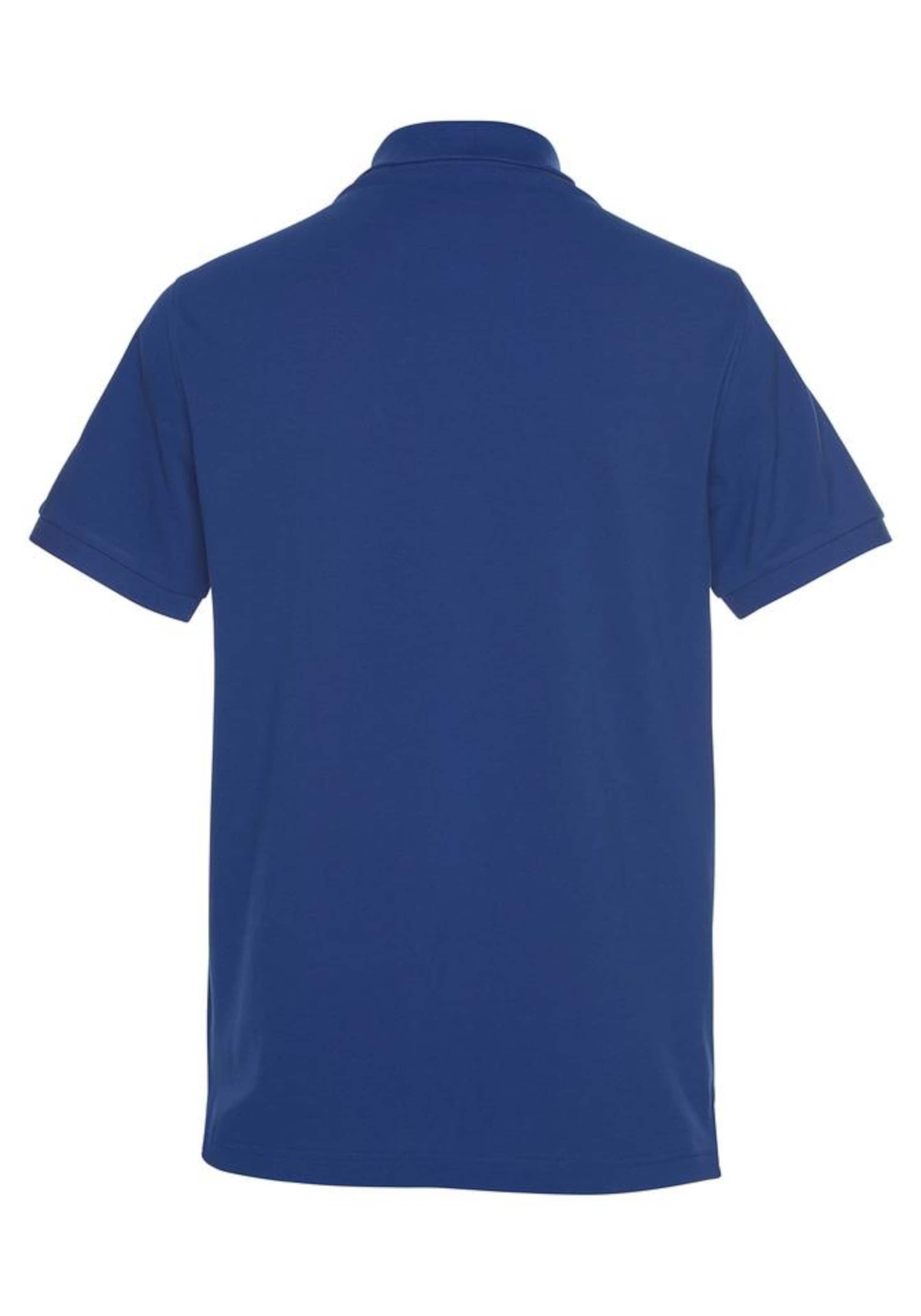GANT Gant Poloshirt in blau Unifarben 940553930