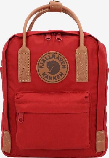 Fjällräven Rucksack 'Kånken No.2 Mini' in rot, Produktansicht