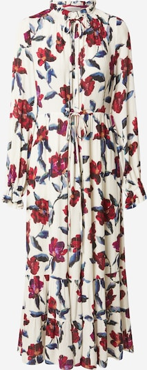 Fabienne Chapot Obleka | roza / bela barva, Prikaz izdelka