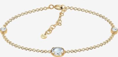 ELLI PREMIUM Armband in azur / gold, Produktansicht