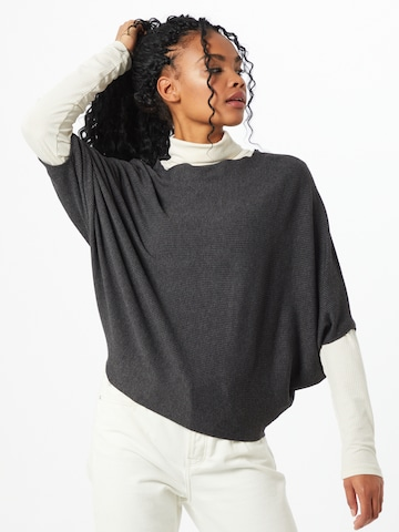 JDY Пуловер 'New Behave' в сиво