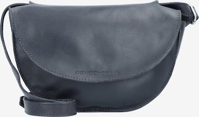 Amsterdam Cowboys Shay Umhängetasche Leder 25 cm in dunkelgrau, Produktansicht