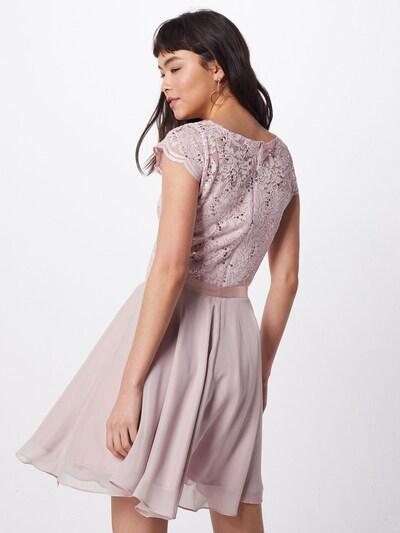 SWING Kleid in rosa: Rückansicht