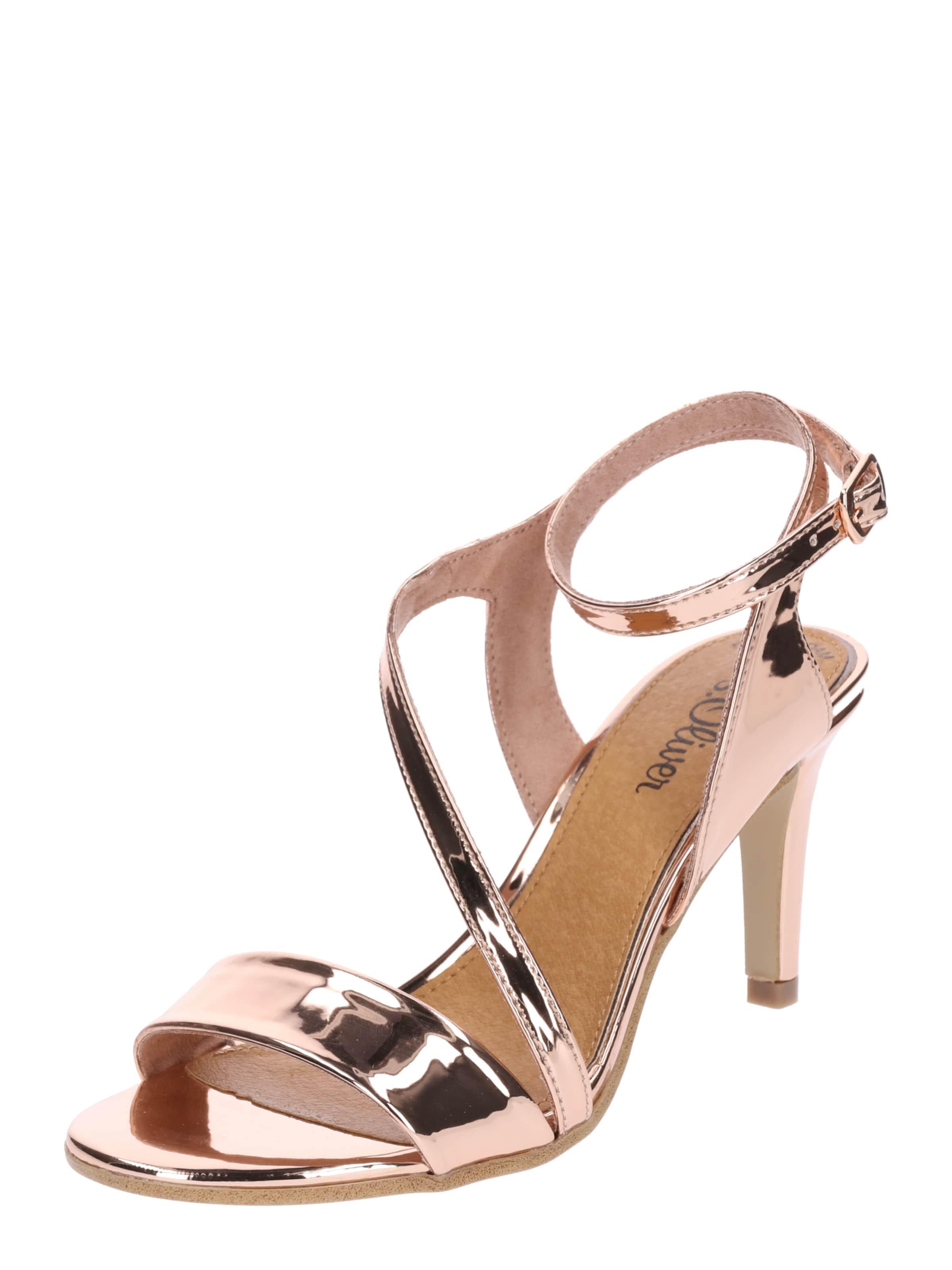 s.Oliver RED LABEL Sandalette Günstige und langlebige Schuhe