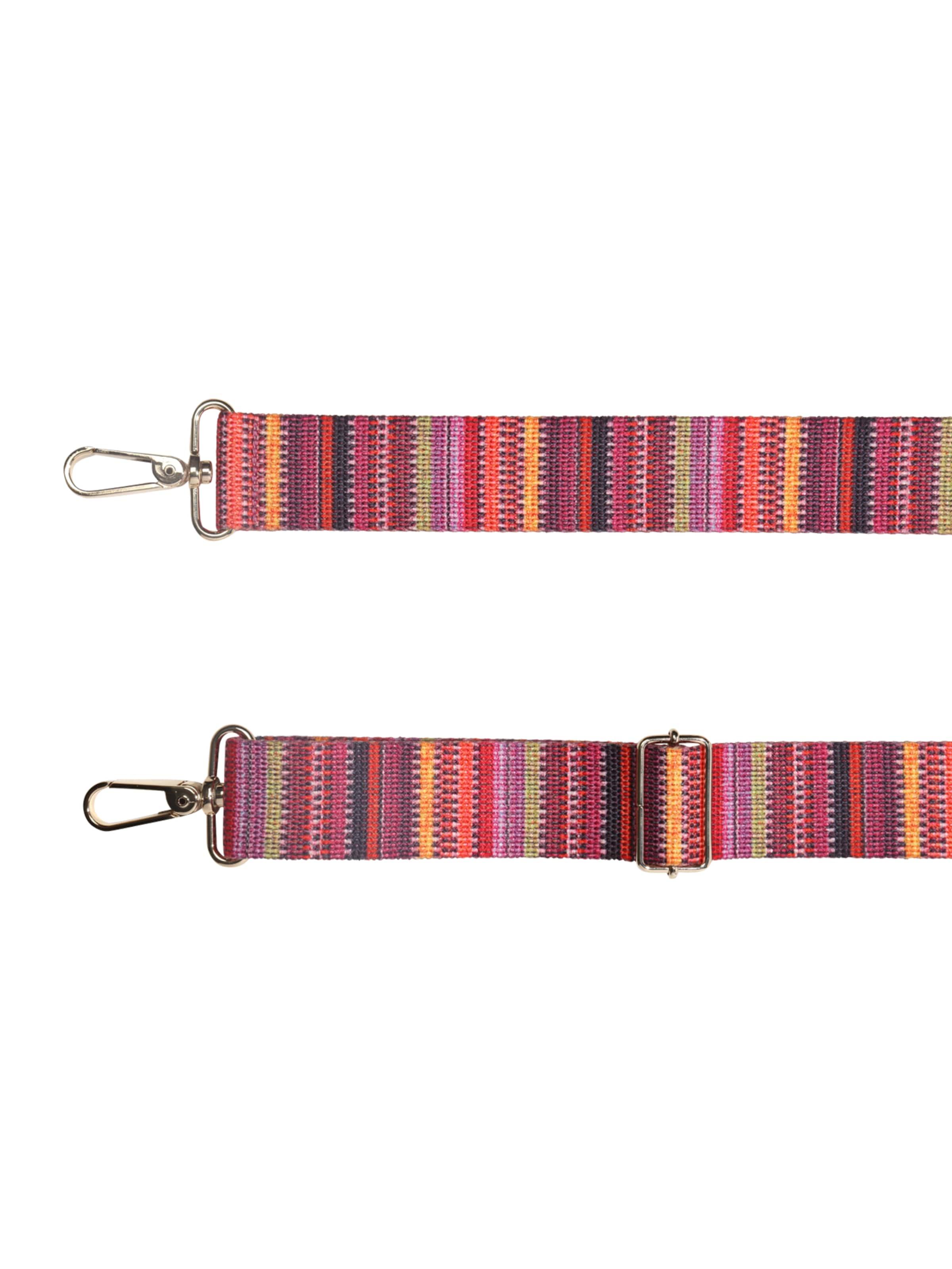 VANZETTI Textil-Taschengurt 'Ethno' Auf Dem Laufenden jJml5Cg9