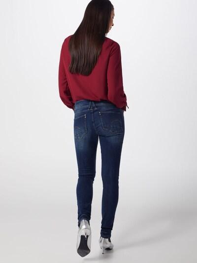 G-Star RAW Jeans 'Lynn' in blue denim: Rückansicht