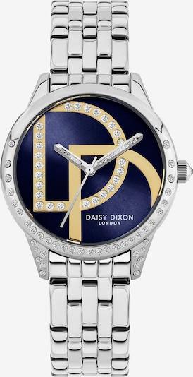 DAISY DIXON Uhr in blau / gold / silber / transparent, Produktansicht