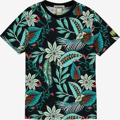 Scotch Shrunk T-Shirt in mischfarben, Produktansicht
