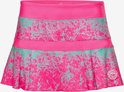 BIDI BADU Tennisrock 'Liza Tech' in jade / pink, Produktansicht
