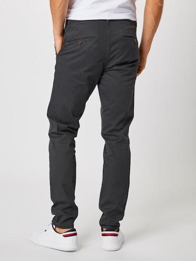 Pantaloni eleganți 'Mott' SCOTCH & SODA pe negru: Privire spate