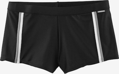 CHIEMSEE Boxer-Badehose in schwarz, Produktansicht