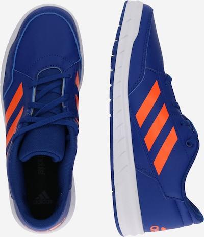 ADIDAS PERFORMANCE Sportschuh 'AltaSport' in blau / orange: Seitenansicht