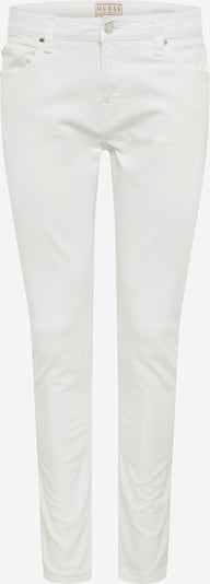 GUESS Jeans 'CHRIS' in white denim, Produktansicht