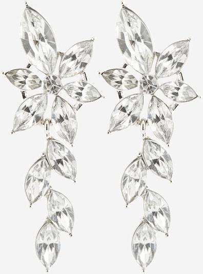 PIECES Náušnice 'PCYALO EARRINGS D2D' - stříbrná, Produkt