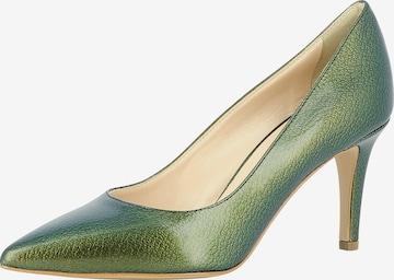 Escarpins 'ARIA' EVITA en vert